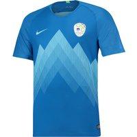 Slovenia Away Stadium Shirt 2018