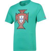 Portugal Evergreen Crest T-Shirt - Green
