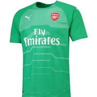 Arsenal Away Goalkeeper Shirt 2018-19