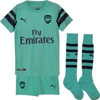 Arsenal Third Mini Kit 2018-19