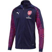 Arsenal Training Stadium Jacket - Navy