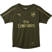 Arsenal Training Jersey - Green - Kids