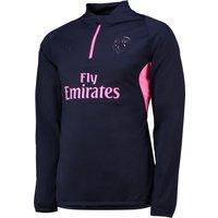Arsenal Cup 1/4 Zip Training Top - Navy