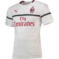 Ac Milan Away Shirt 2018-19 - Kids
