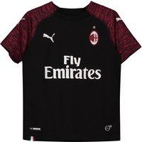 Ac Milan Third Shirt 2018-19 - Kids