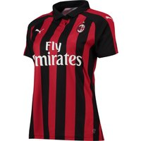 Ac Milan Home Shirt 2018-19 - Womens