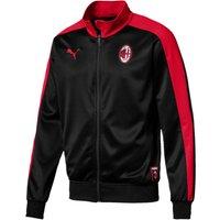 AC Milan T7 Track Jacket - Black
