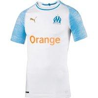 Olympique de Marseille Authentic evoKNIT Home Shirt 2018-19
