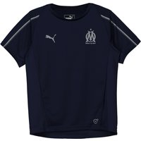 Olympique de Marseille Training Jersey - Dark Blue - Kids