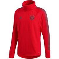 Bayern Munich Training Warm Top - Red
