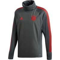 Bayern Munich Training Warm Top - Dark Green
