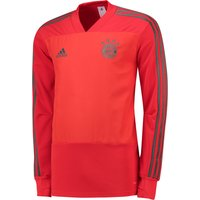 Bayern Munich Training Top - Red