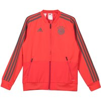 Bayern Munich Training Presentation Jacket - Red - Kids