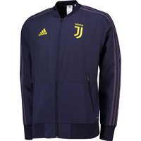 Juventus UCL Training Presentation Jacket - Dark Blue