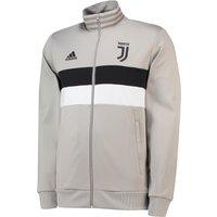 Juventus 3 Stripe Track Top - Light Green