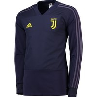 Juventus UCL Training Top - Dark Blue