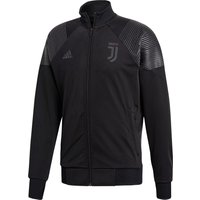 Juventus Track Top - Black