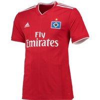 Hamburg Away Shirt 2018-19