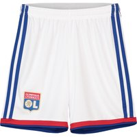 Olympique Lyon Home Shorts 2018-19 - Kids
