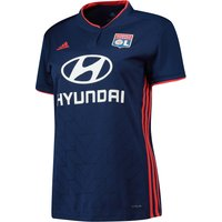 Olympique Lyon Away Shirt 2018-19 - Womens
