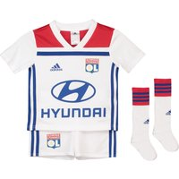 Olympique Lyon Home Mini Kit 2018-19