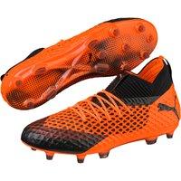 Puma Future 2.1 Netfit Firm Ground Football Boots - Orange