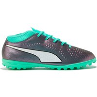 Puma One 4 Synthetic Astroturf Trainers - Blue - Kids
