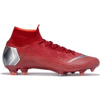 Nike Mercurial Superfly 6 Elite Firm Ground Football Boots - Red