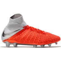 Nike Hypervenom Phantom 3 Elite Dynamic Fit Firm Ground Football Boots - Grey