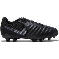 Nike Tiempo Legend 7 Academy Multi-Ground Football Boot - Black - Kids
