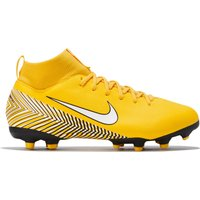 Nike Mercurial Superfly 6 Academy NJR Multi-Ground Football Boots - Yellow - Kids