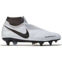 Nike Phantom Vision Elite Dynamic Fit Anti-Clog Soft Ground Football Boots - Grey