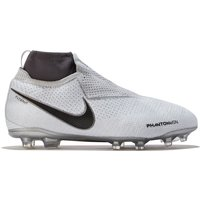 Nike Phantom Vision Elite Dynamic Fit Multi-Ground Football Boots - Grey - Kids