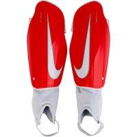 Nike Charge Football Shinguards - Red