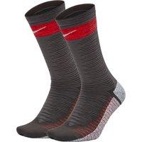 Nike Grip Strike Crew Football Socks - Grey