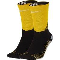 Nike Neymar Jr NikeGrip Crew Football Socks - Black