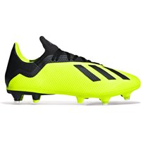 adidas X 18.3 Soft Ground Football Boots - Yellow