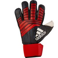 adidas Predator Half Negative Goalkeeper Gloves - Black
