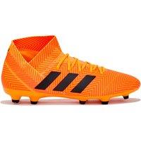 Adidas Nemeziz 18.3 Firm Ground Football Boots - Orange
