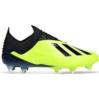 adidas X 18.1 Soft Ground Football Boots - Yellow