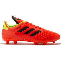 Adidas Copa 18.3 Firm Ground Football Boots - Red