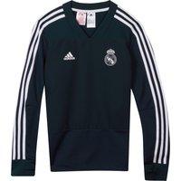 Real Madrid Training Top - Dark Grey - Kids