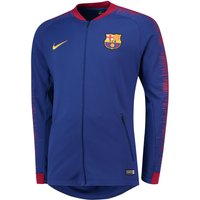 Barcelona Anthem Jacket - Royal Blue - Kids