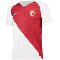 AS Monaco Home Stadium Shirt 2018-19 - Kids with Falcao 9 printing