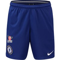 Chelsea Squad Training Shorts - Blue