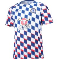 Chelsea Pre-match Top - White