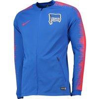 Hertha Berlin Anthem Jacket - Blue