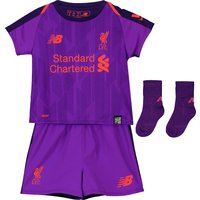 Liverpool Away Baby Kit 2018-19
