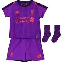 Liverpool Away Baby Kit 2018-19