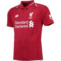 Liverpool Home Shirt 2018-19